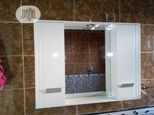 Cabinet Mirror Two Door   Furniture for sale in Lagos State, Orile