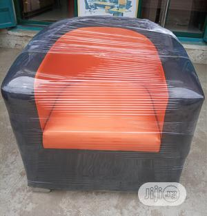 Unique Single Leather Bucket Sofa Chair   Furniture for sale in Lagos State, Ajah