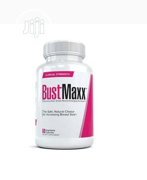 Bust Maxx Natural Breast Enlargement Supplement 60cap   Sexual Wellness for sale in Lagos State, Ikeja