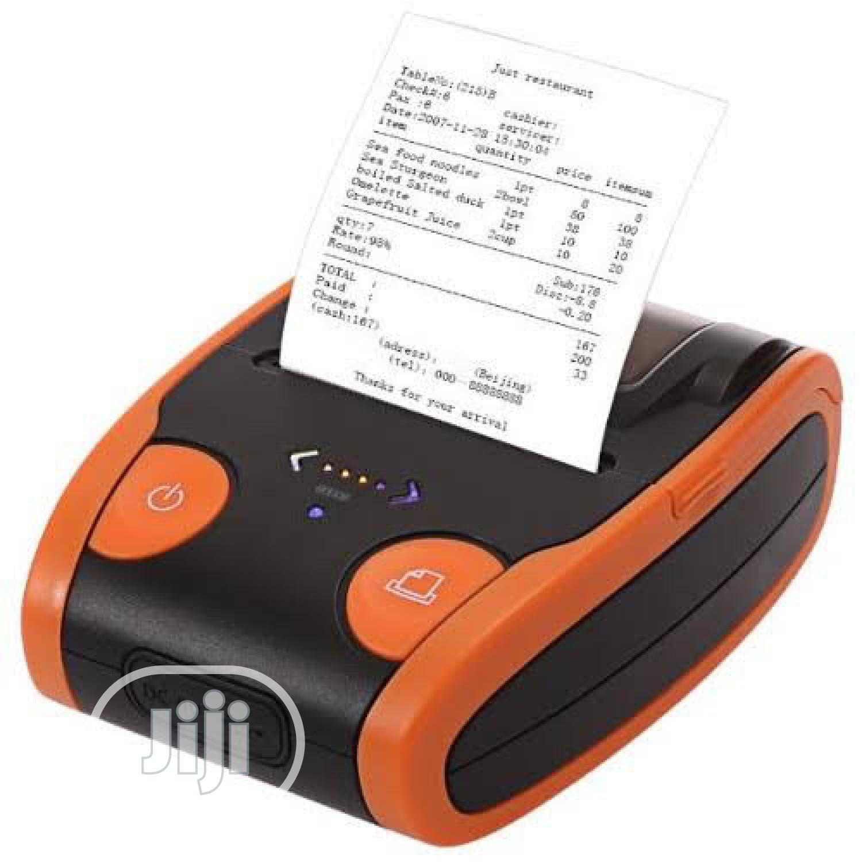 Thermal Printer Bluetooth 58mm Mini Pos Receipt Printer