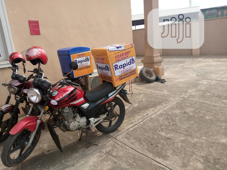 Rapido Logistics Services
