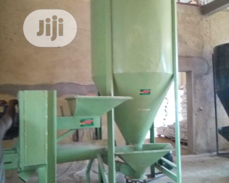 Chicken Feed Mill Machine Made In Nigeria By Dekoraj Farms
