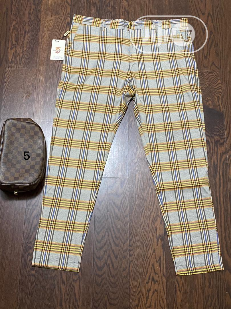Burberry Pant Trousers