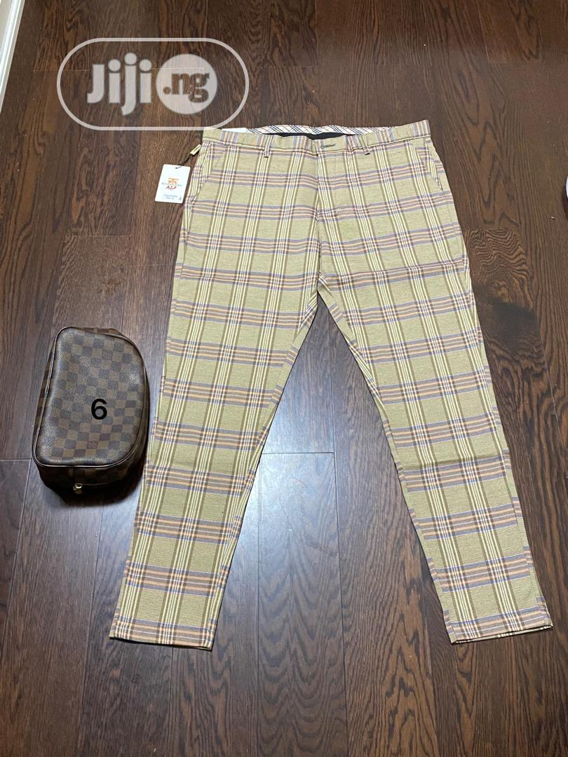Burberry Pant Trousers | Clothing for sale in Lagos Island (Eko), Lagos State, Nigeria