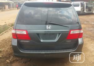 Honda Odyssey 2006 Gray | Cars for sale in Lagos State, Ikorodu