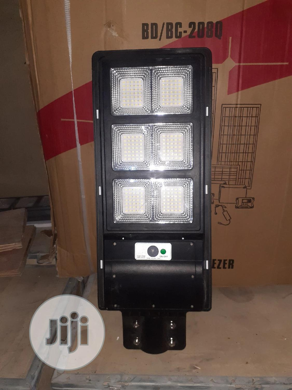150w All In One Solar Street Light Is Available