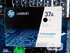 HP 37A Laserjet Toner Cartridge | Accessories & Supplies for Electronics for sale in Lagos State, Apapa