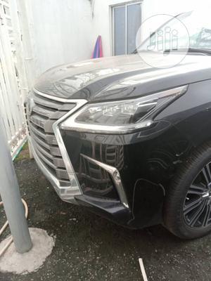 New Lexus LX 2019 570 Three-Row Black | Cars for sale in Lagos State, Ikeja
