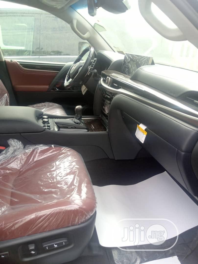 New Lexus LX 2019 570 Three-Row Black | Cars for sale in Ikeja, Lagos State, Nigeria