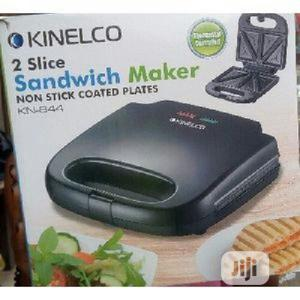 Kinelco Nonstick Coated Bread Toaster/Sandwich Maker | Kitchen Appliances for sale in Lagos State, Surulere