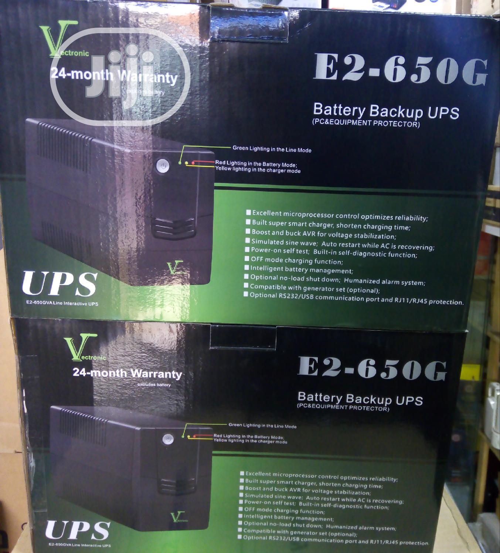 Vectronic Ups E2_650g