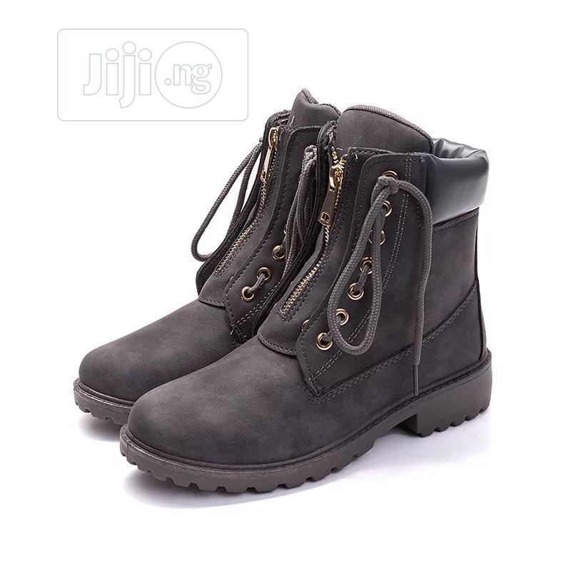 Quality Female Boots