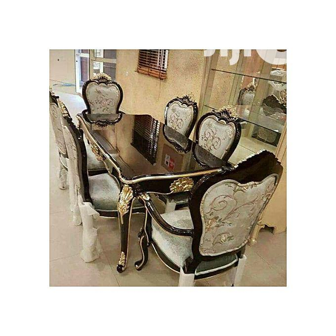 Royal Dinning Set of Table and Chair