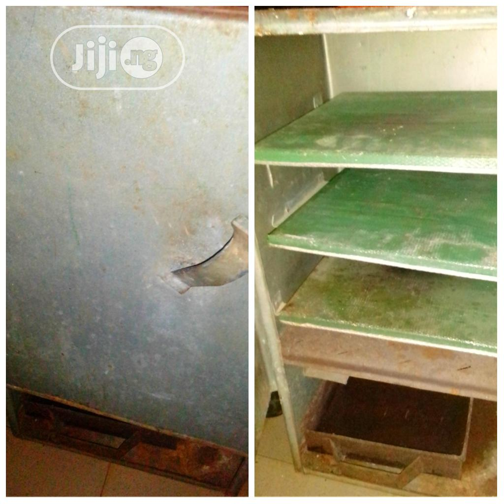 Archive: Locally Made Oven