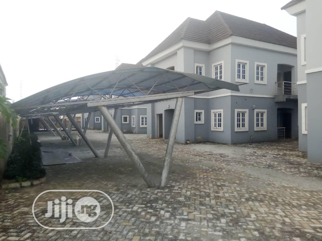 4 Units Fully Detached Storey Buildings In Asaba