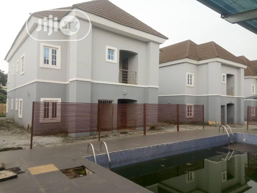 4 Units Fully Detached Storey Buildings In Asaba | Houses & Apartments For Sale for sale in Oshimili South, Delta State, Nigeria