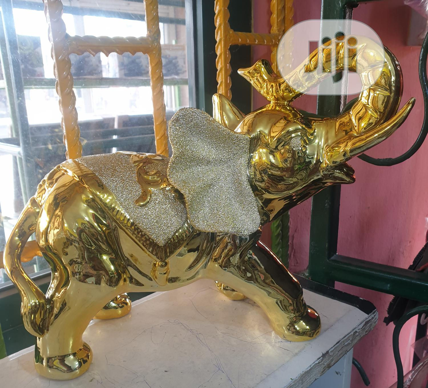 Elephant Center Table Decor | Arts & Crafts for sale in Agege, Lagos State, Nigeria