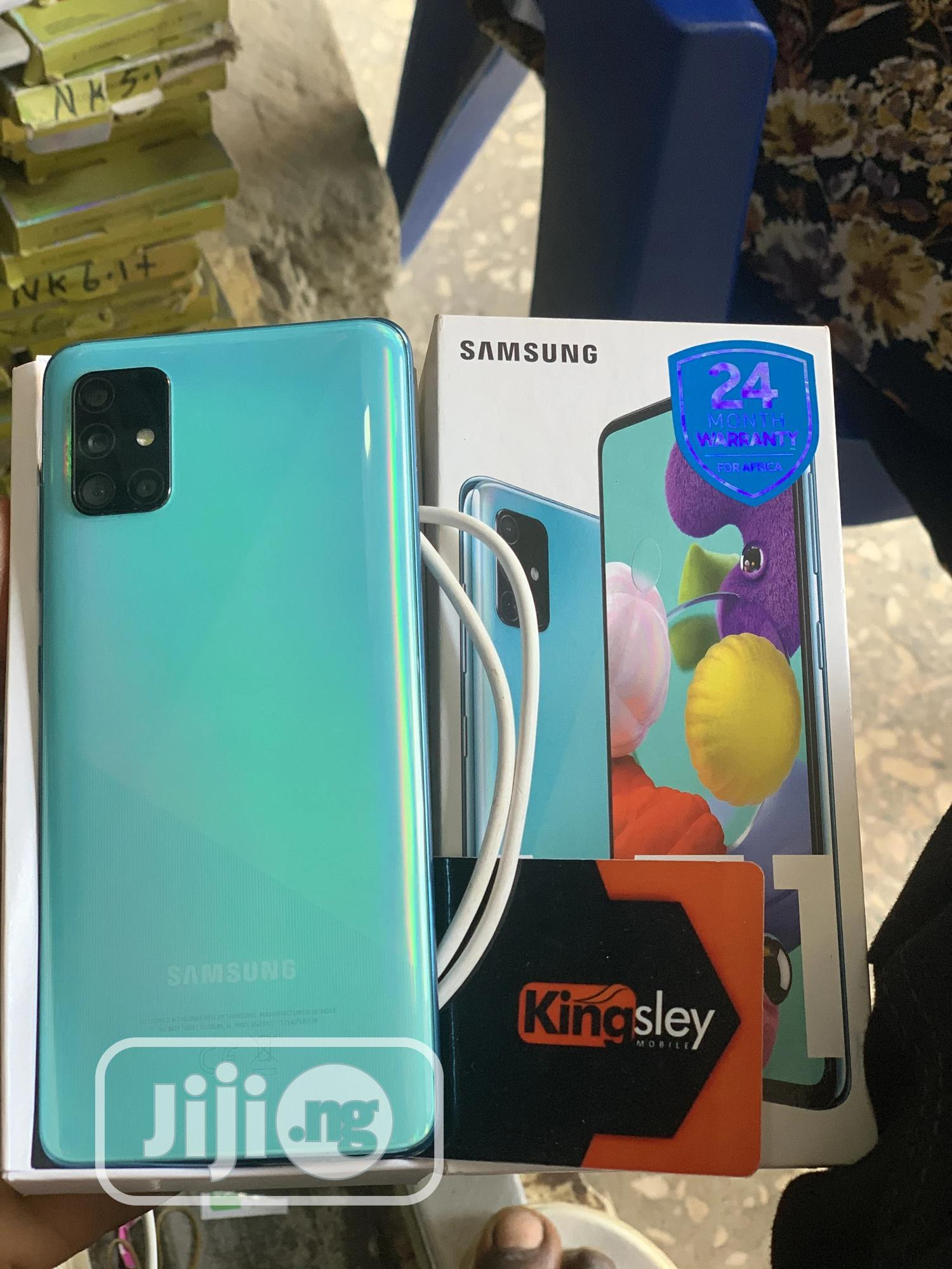 New Samsung Galaxy A51 128 GB | Mobile Phones for sale in Wuse 2, Abuja (FCT) State, Nigeria