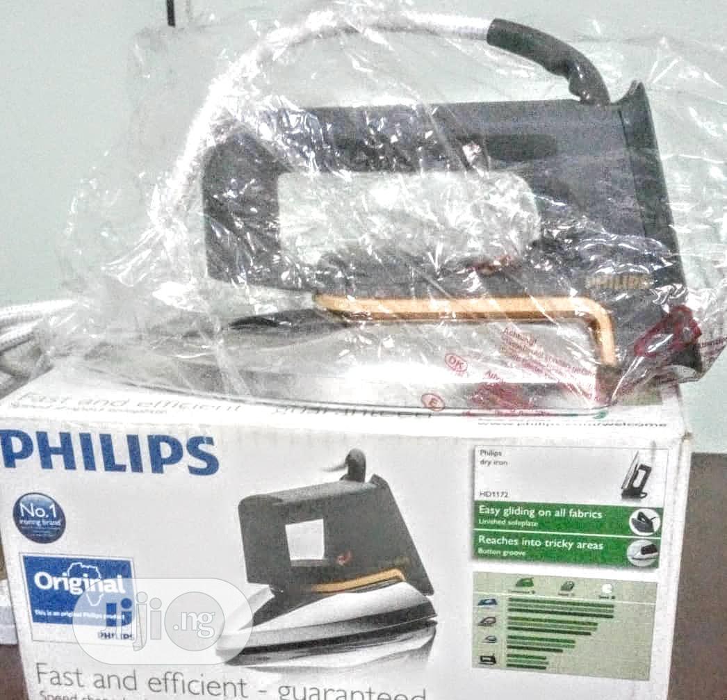Archive: Original Phillips Iron