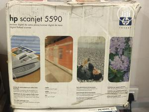 HP Scanjet 5590 | Printers & Scanners for sale in Lagos State, Lekki