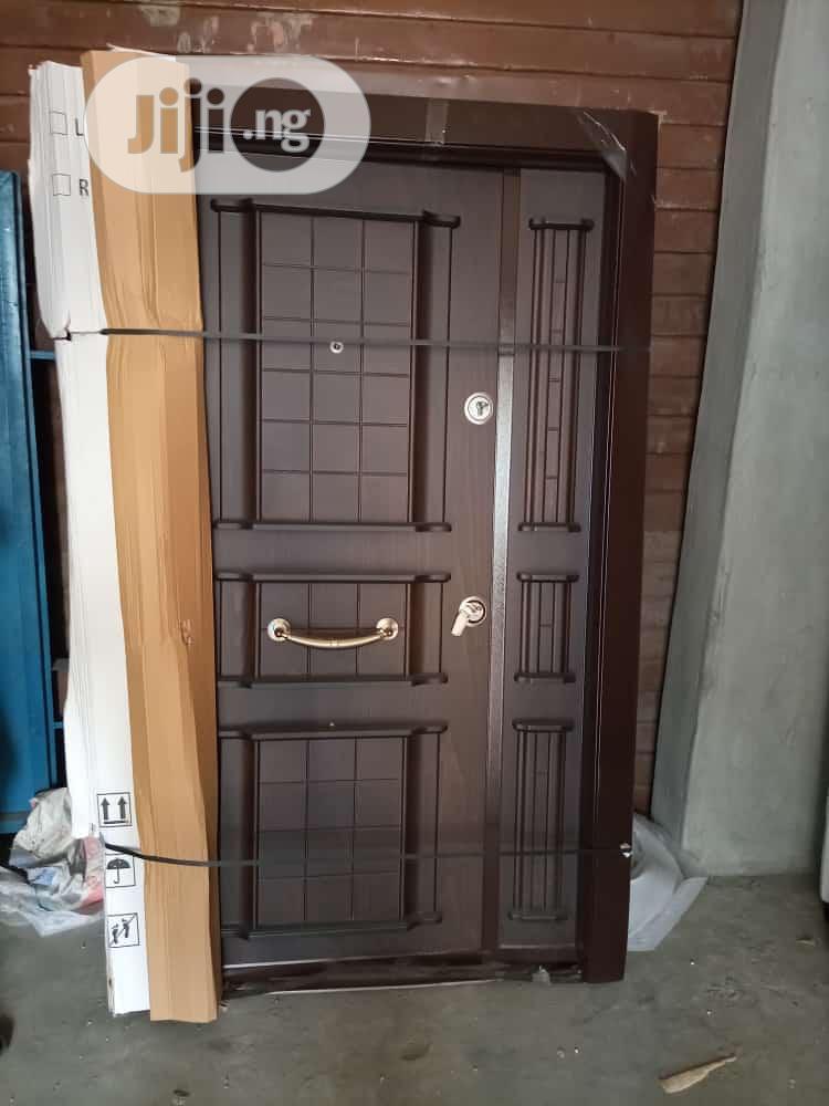 4ft Duke Armored Turkish Luxury Security Door