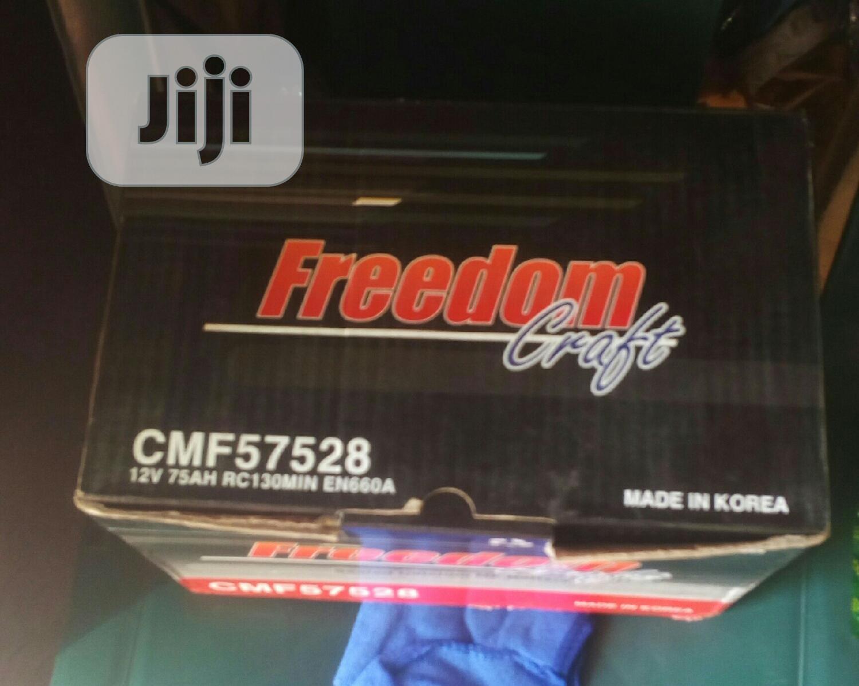 75ahs Battery Freedom