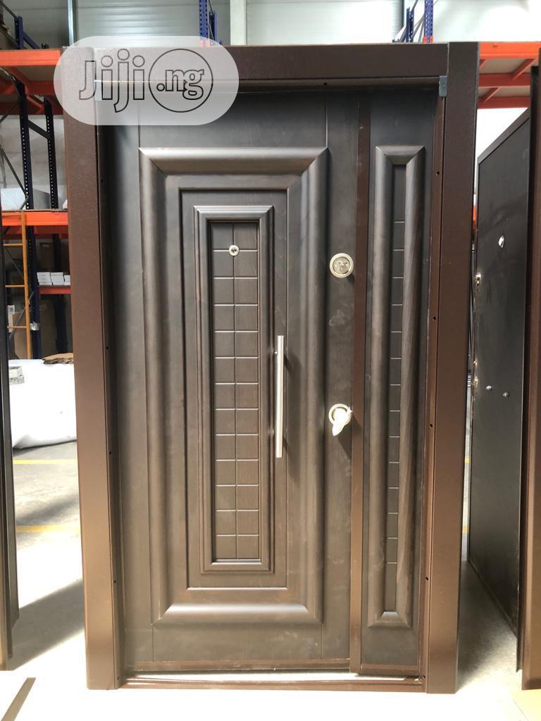 4ft Anchor Armored Luxury Turkish Security Door