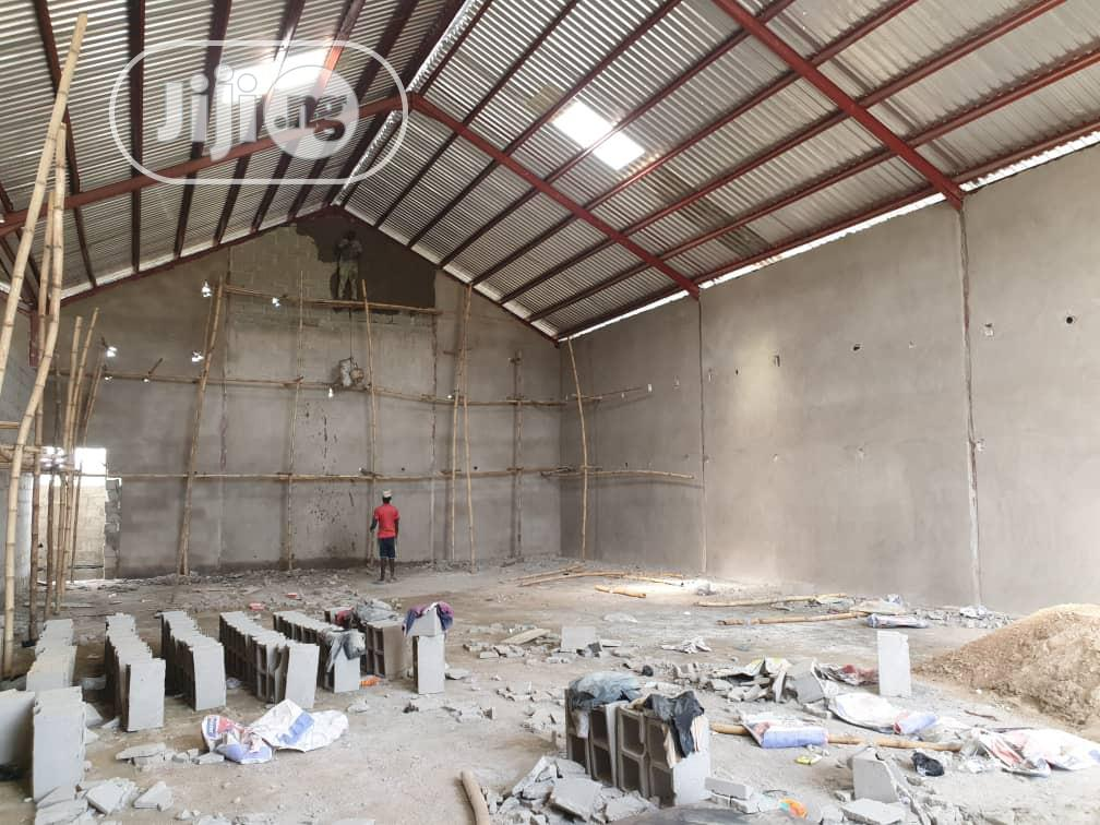 A Large Industrial and Business Warehouse ( Rent ) | Commercial Property For Rent for sale in Ojo, Lagos State, Nigeria