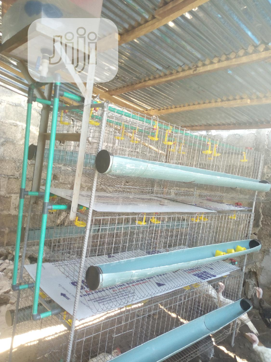 Omotaiwo Poultry Cage And Equipment | Farm Machinery & Equipment for sale in Alimosho, Lagos State, Nigeria