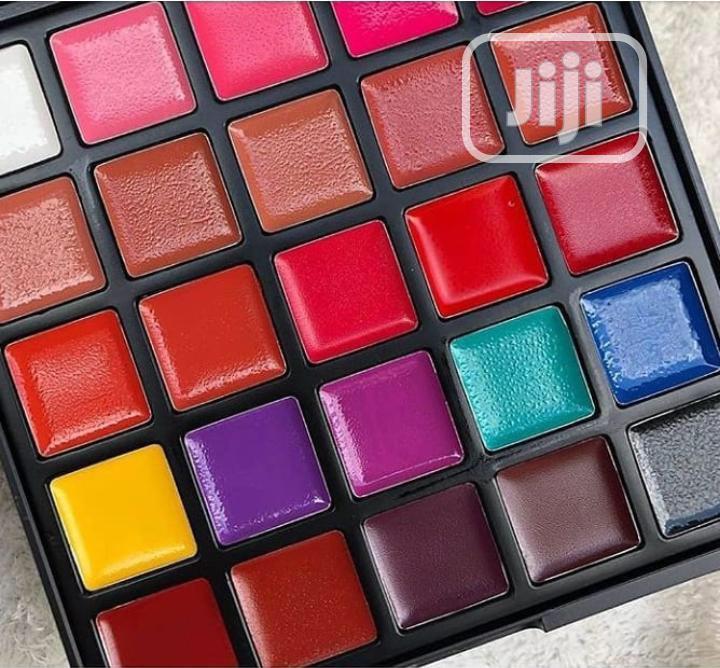 Lipstick Pallet