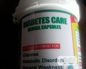 Natural Treatment for Diabetes 80 Capsules   Vitamins & Supplements for sale in Lagos State, Alimosho