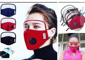 2 In 1 Face Shield   Safetywear & Equipment for sale in Lagos State, Ipaja
