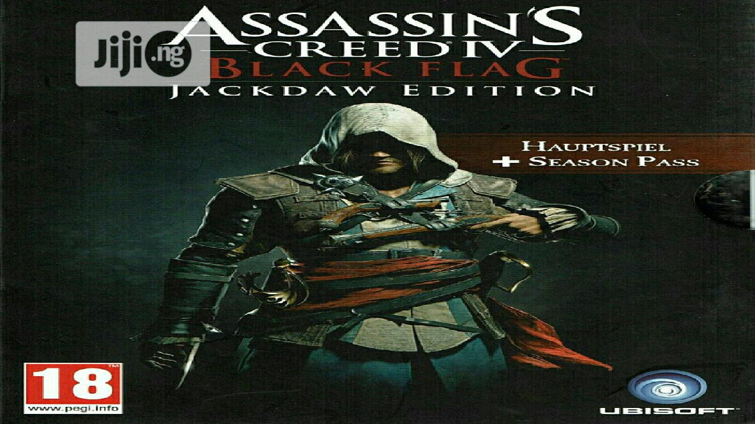 Assassin S Creed 4 Black Flag Jackdaw Edition All Dlcs Pc In Port