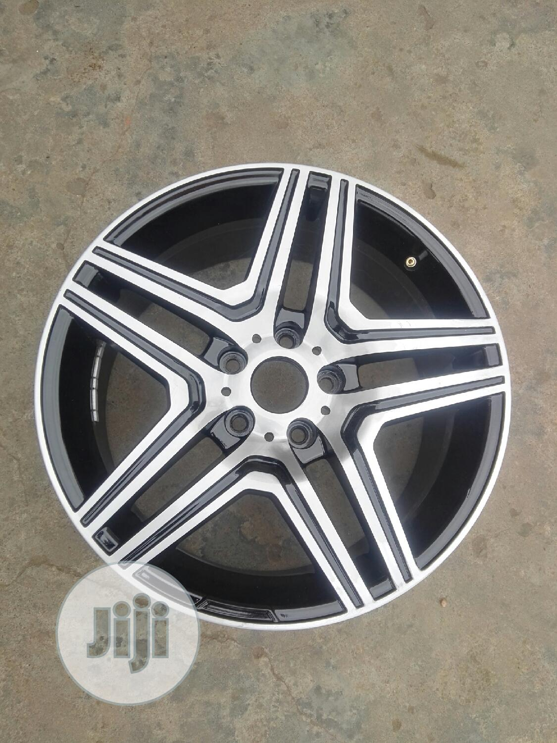 Original Alloy Rims And Tires | Vehicle Parts & Accessories for sale in Ikotun/Igando, Lagos State, Nigeria