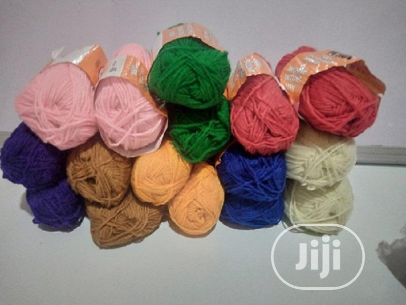 16 Pieces Colorful Knitting Yarn