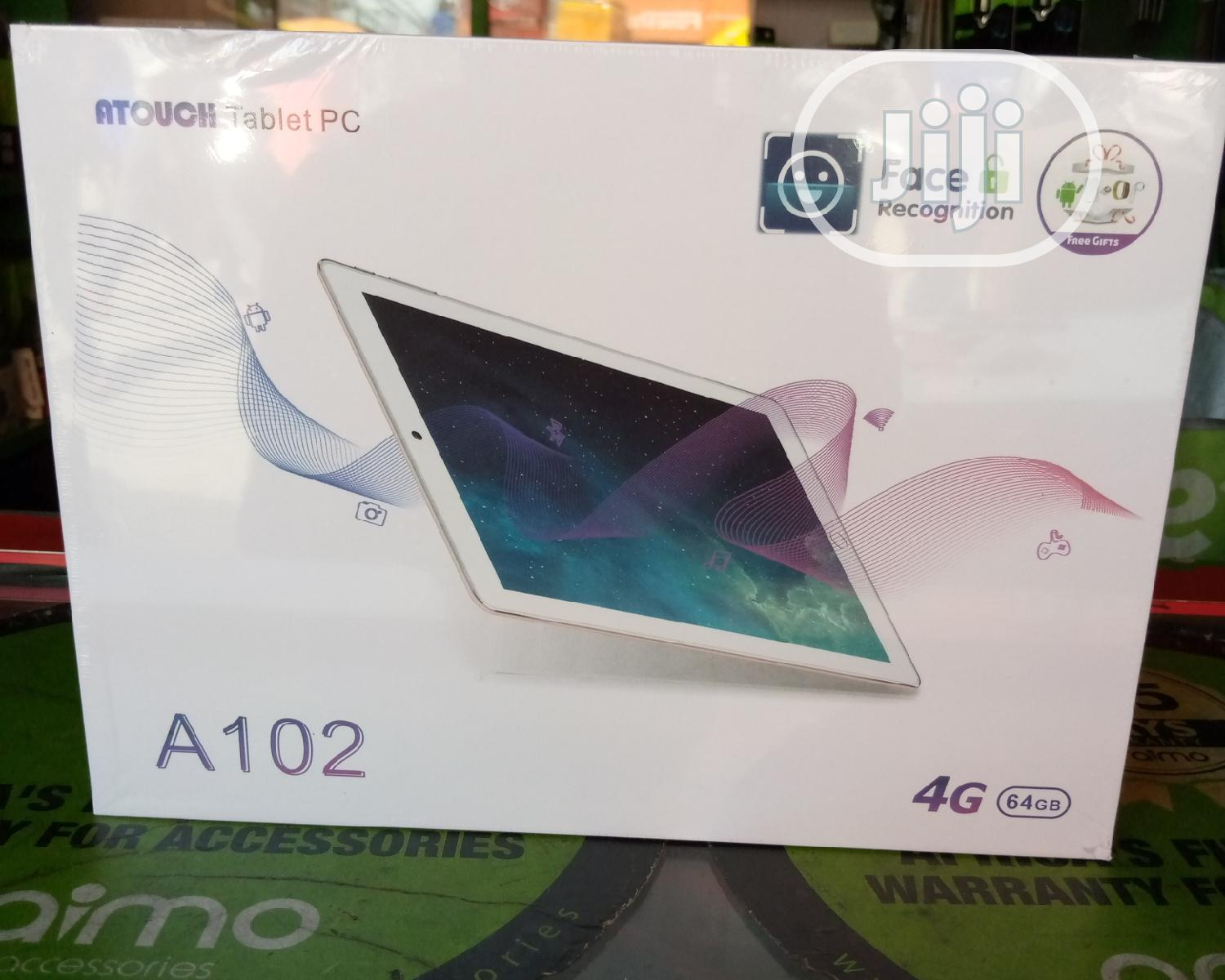 New Atouch AT-02 64 GB | Tablets for sale in Ikeja, Lagos State, Nigeria
