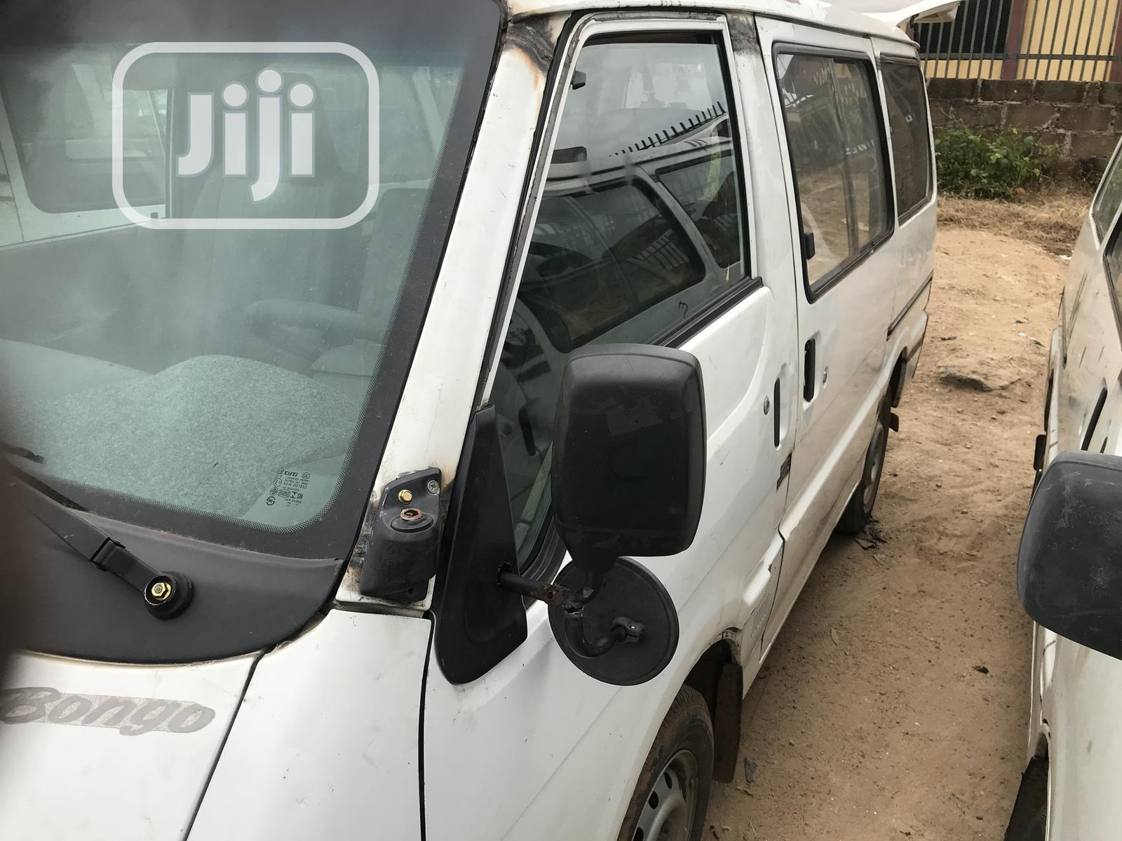 Foreign Used White Mazda Bongo Bus 2003 For Sale | Buses & Microbuses for sale in Osogbo, Osun State, Nigeria
