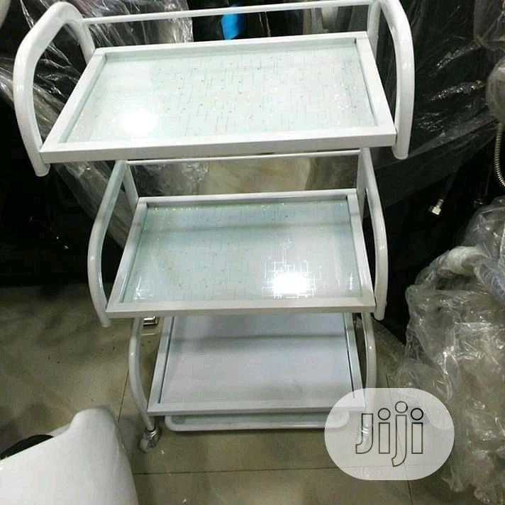 Pedicure And Manicure Trolley