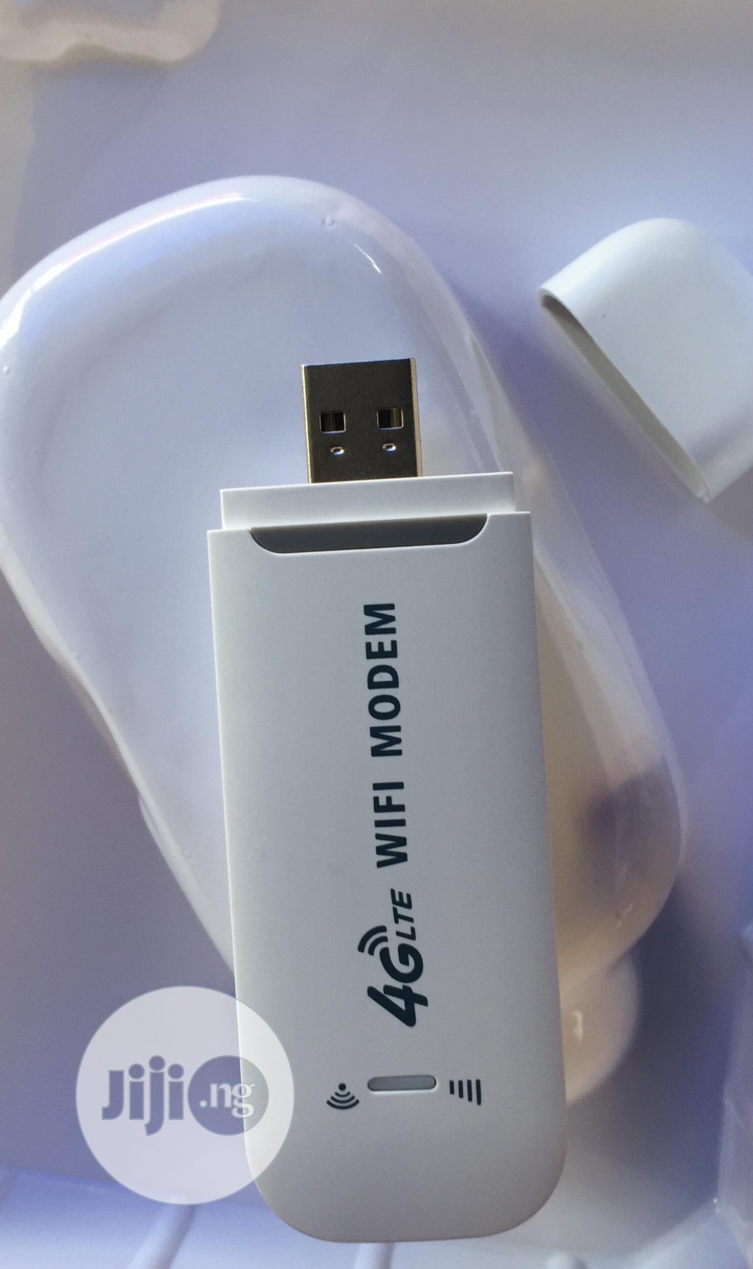 4GLTE Wifi Modem With Hotspot