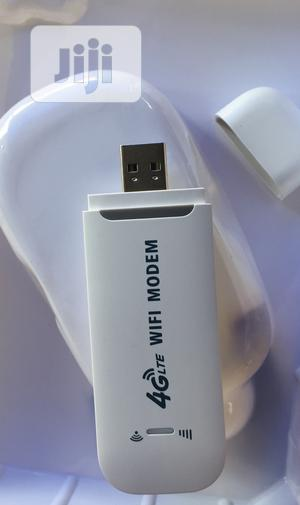 4GLTE Wifi Modem With Hotspot   Networking Products for sale in Lagos State, Ikeja