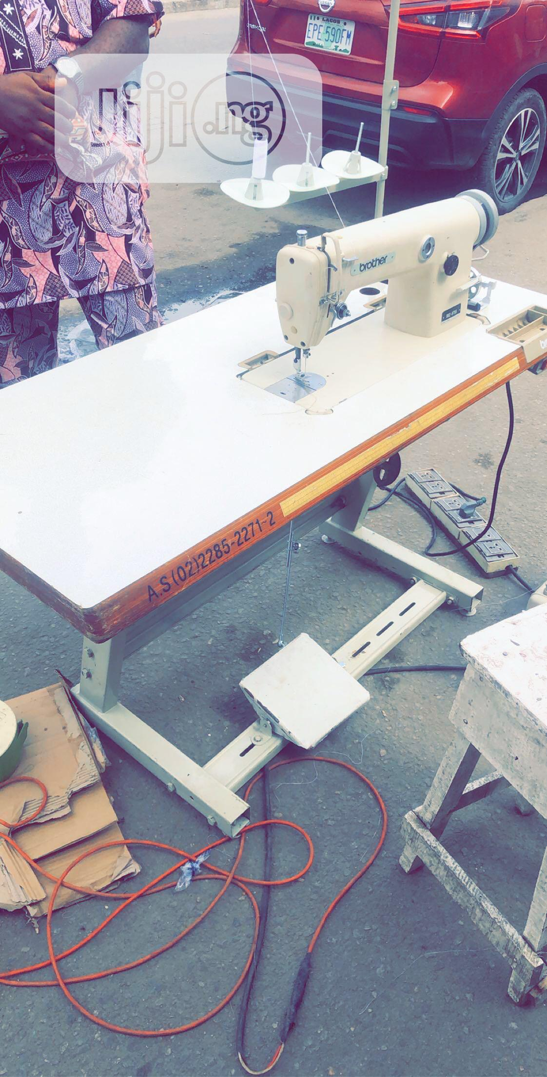 Archive: Tokunbo Industrial Straight Sewing Machines