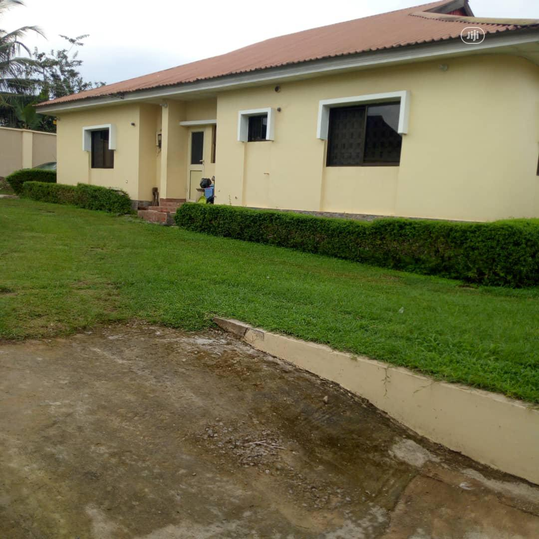 3 Bedroom Bungalow With A BQ