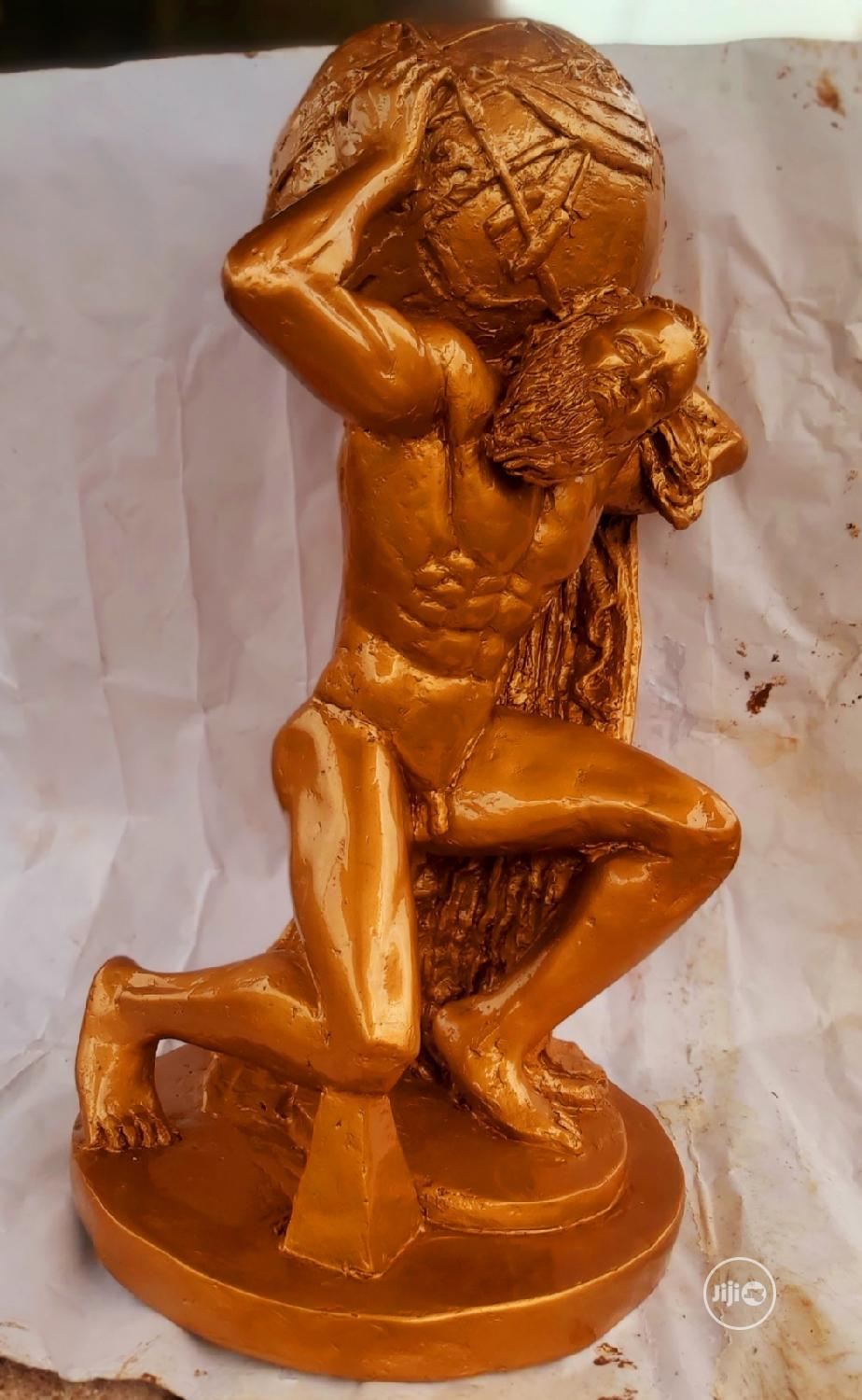 Sculpture, Weight of the World | Arts & Crafts for sale in Maryland, Lagos State, Nigeria