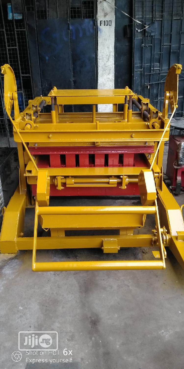 Multiple Block Moulding Machine | Manufacturing Equipment for sale in Ojo, Lagos State, Nigeria