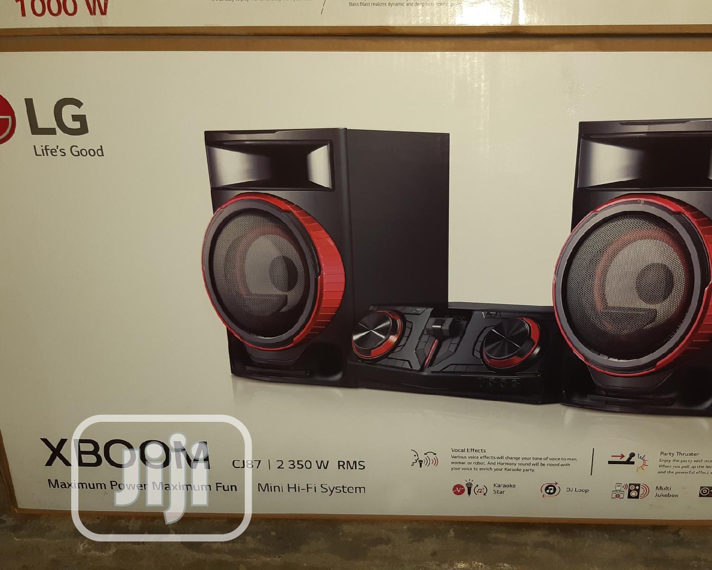 Xboom LG Mini Hi-fi System