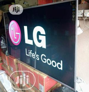 New 85''inch LG 4K Ultra HD Smart Internet Tv Android | TV & DVD Equipment for sale in Lagos State, Ojo