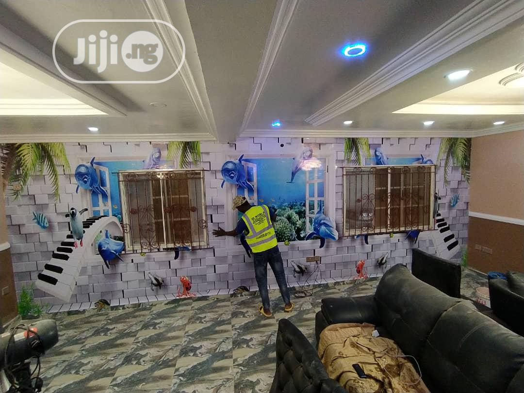 Latest Wall Mural We Install Nationwide