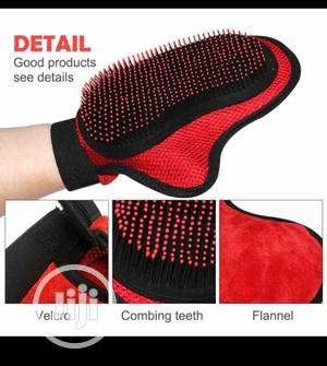 Hand Glove For Bathing   Pet's Accessories for sale in Lagos State, Egbe Idimu