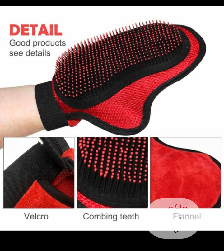 Hand Glove For Bathing