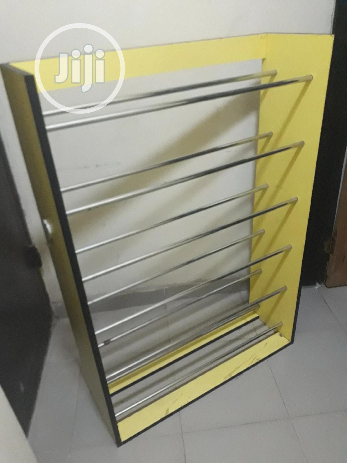 Archive: Stackable Shoe Rack 24 Pairs